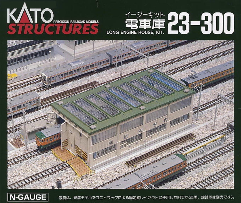 Kato 23-300 Long Engine Shed