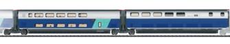 SNCF TGV Euroduplex R6/R7 Coach Set (2) VI