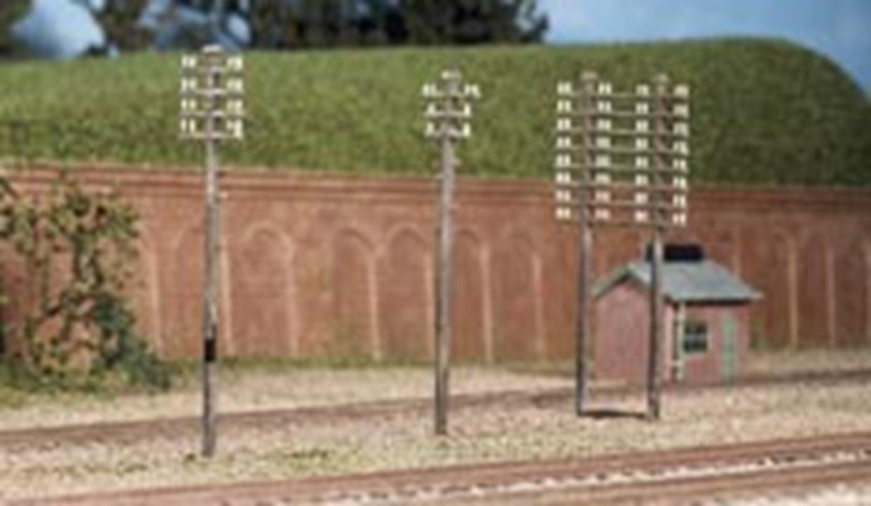 Retaining Walls (350mm Long)