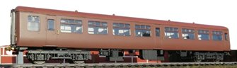 Regional Railways Mk2 Tourist Second Open (TSO)