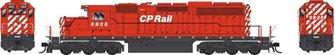 GMD SD40-2 CP Rail (no Multimark) Diesel Locomotive #5925 with DCC Sound