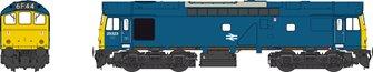 Class 25 BR Rail Blue 25323 (pre-1976)