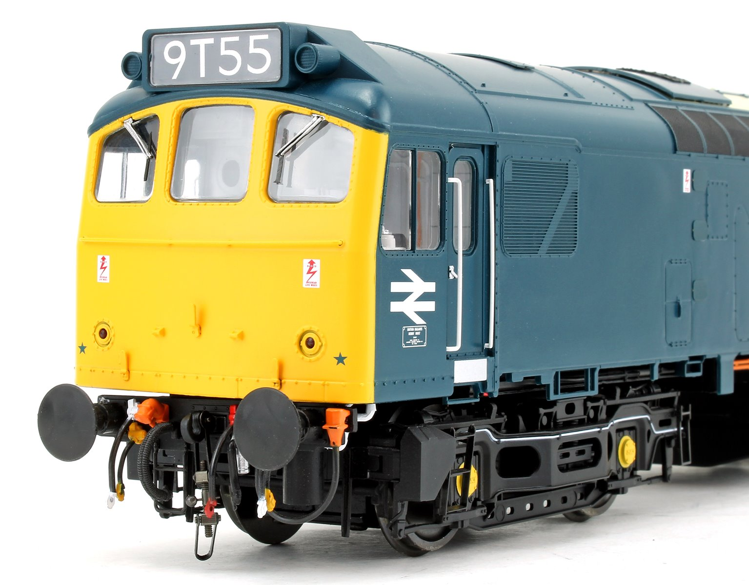 Class 25/3 BR Blue (Full Yellow Ends) Diesel Locomotive