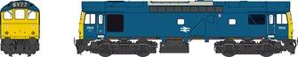 Class 25 BR Rail Blue 7513