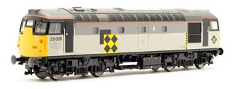 Class 26 008 Railfreight Coal Sector Locomotive