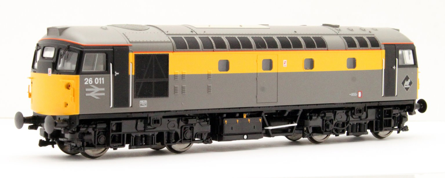 Class 26 011 Civil Engineers Locomotive