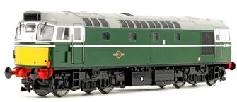 Class 27 - D5369 BR Green (Small Yellow Panel) V3 Diesel Locomotive