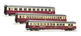 DB IC Riemenschneider Coach Set 1 (3) IV (1:93.5 Scale)