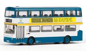 GM Standard Atlantean Fylde Borough Transport 'Route 11 - Blackpool' Bus