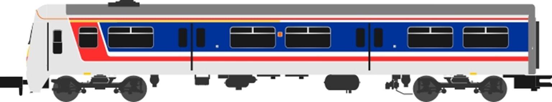 Class 321 440 Network South East (1989-1999) 4 Car EMU