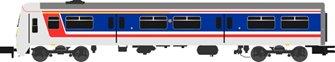 Class 321 401 Network South East (1989-1999) 4 Car EMU