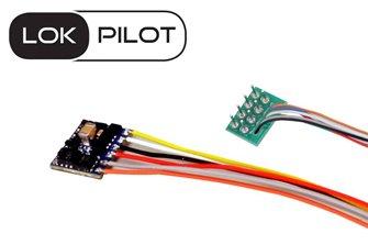 LokPilot Nano standard DCC 8 pin
