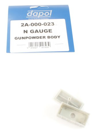 Unpainted Body Gunpowder Van