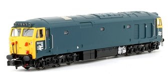 Class 50 #50043 BR Blue (Unrefurbished) Diesel Locomotive