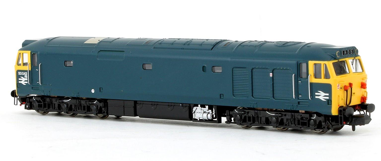 Class 50 #50043 BR Blue (Unrefurbished) Diesel Locomotive
