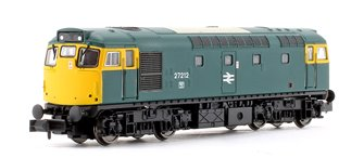 Class 27 212 BR Blue Full Yellow Ends Diesel Locomotive (Unpowered Dummy)
