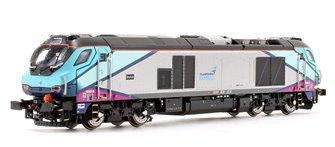 Class 68 019 'Brutus' Transpennine express Diesel Locomotive