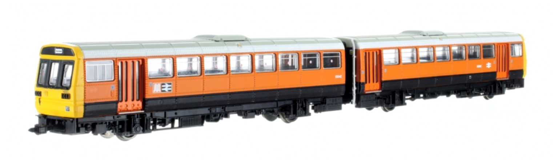 Class 142 Pacer Manchester PTE 2 Car DMU No.142001