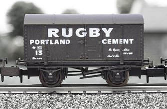 Rugby Cement Gunpowder Van
