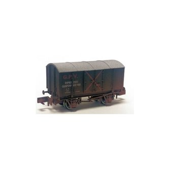 Gunpowder Van SR Improvised 59065 Weathered