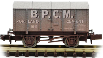 Gunpowder Van BPCM 168 Weathered