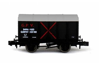 Gunpowder van SR Improvised GPV 59060