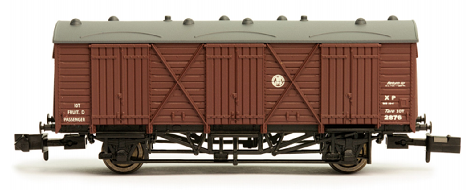 Fruit D Van GWR Brown 2868