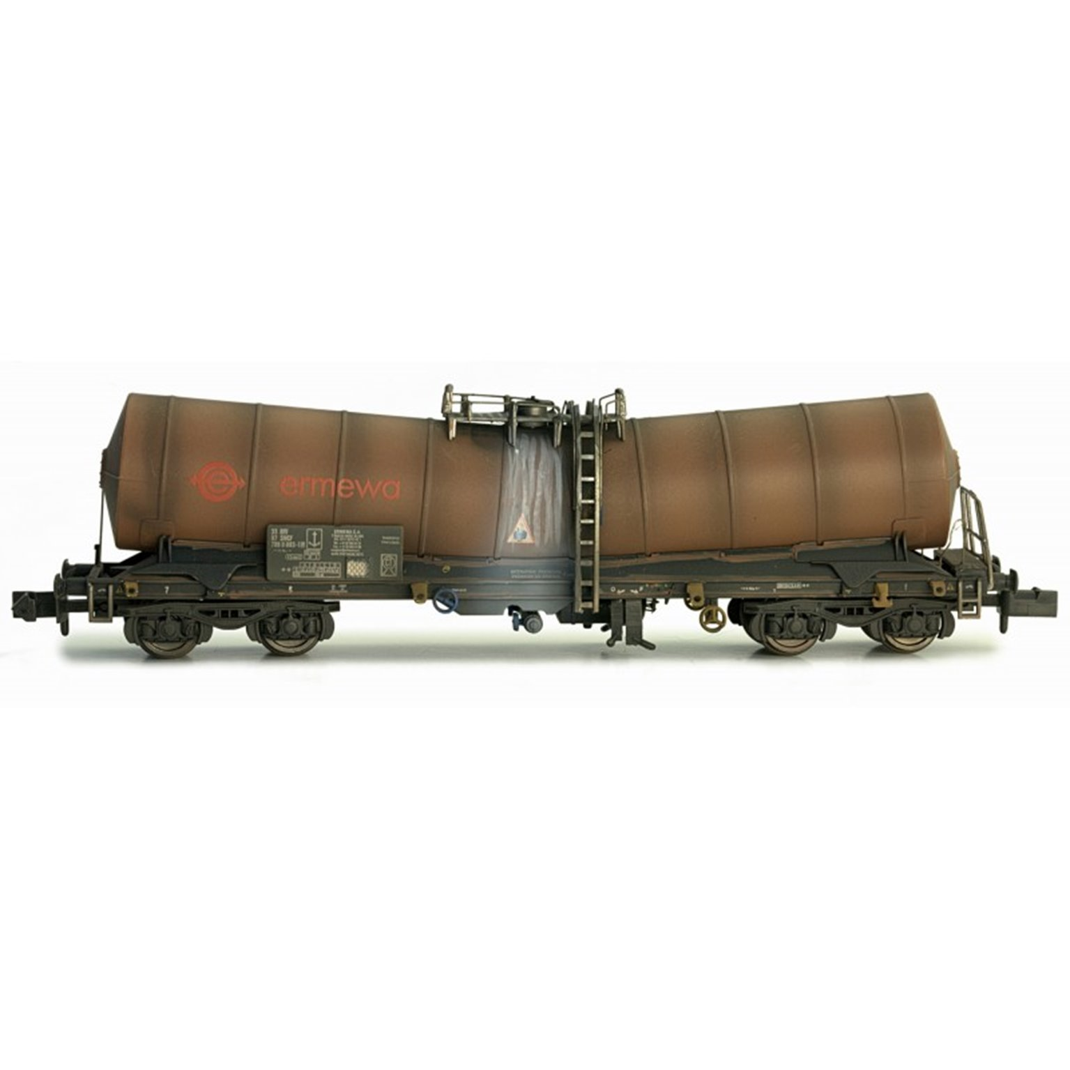 Silver Bullet Ermewa 33 87 789 8003-1 Weathered