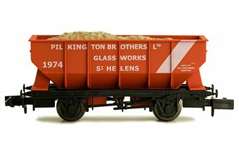 Dapol 2F-034-031 21t Hopper Pilkington 1974