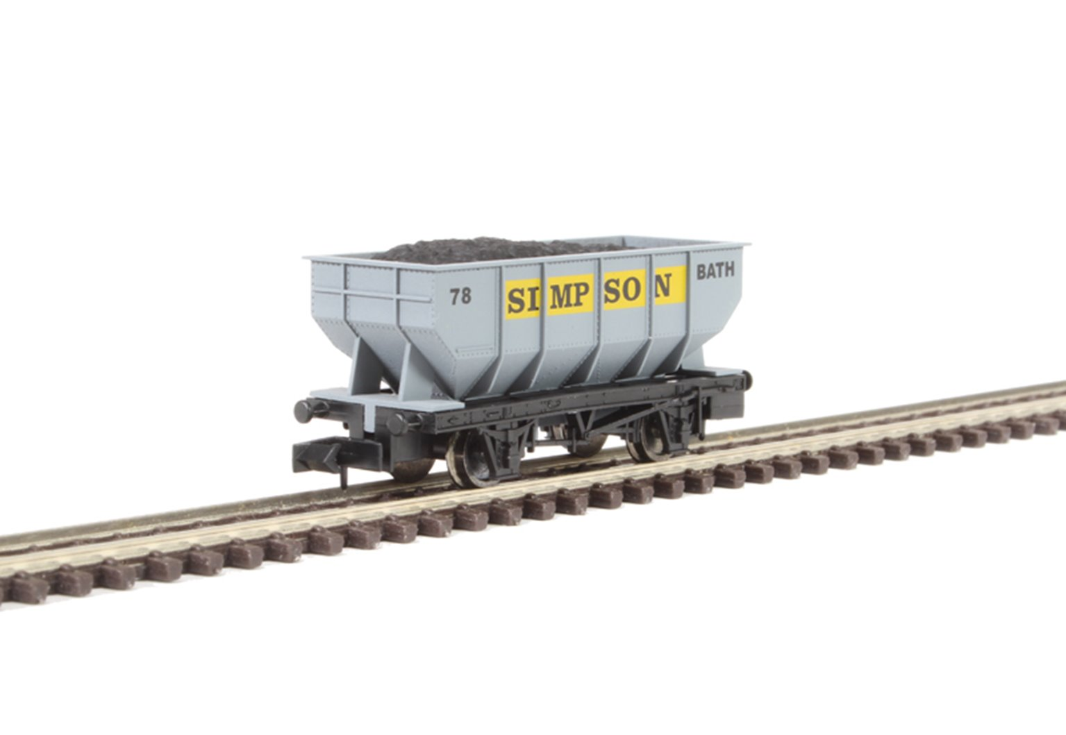 "Dapol 2F-034-033 21T Steel hopper wagon ""Simpson"" - 73"