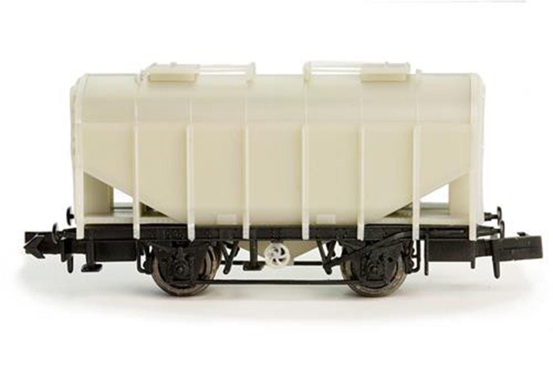Dapol 2F-036-000 Unpainted Bulk Grain Hopper Wagon