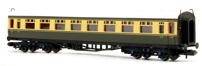 Collett Coach BR Chocolate/Cream Composite W7019