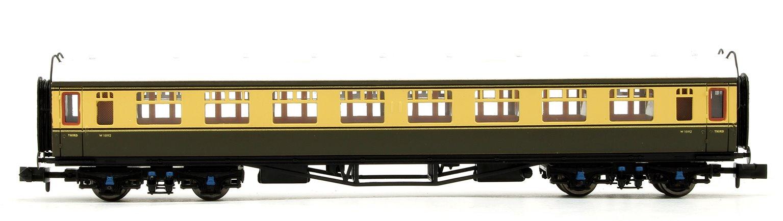 Collett Coach BR Chocolate / Cream Second Class Coach W1092