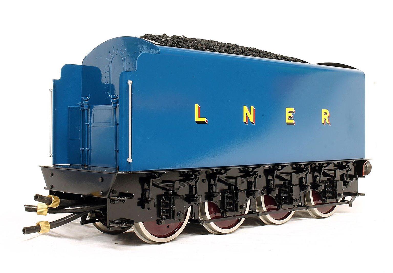 Kingscale 'Gauge 3' Gas Fired Live Steam LNER Blue 4-6-2 A4 'Mallard' 4468 Steam Locomotive