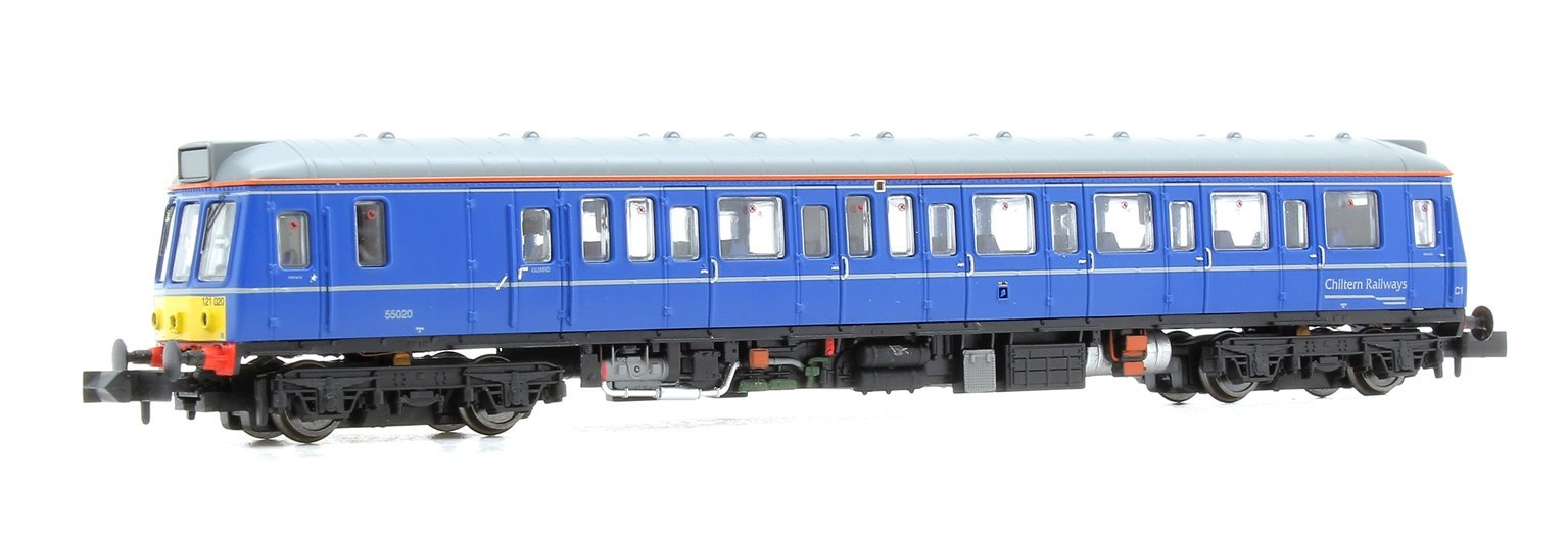 Class 121 020 Chiltern Railways Blue