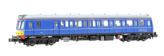 Class 121 020 Chiltern Railways Blue - DCC Fitted
