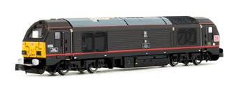 Class 67 006 'Royal Sovereign' DB Diesel Locomotive