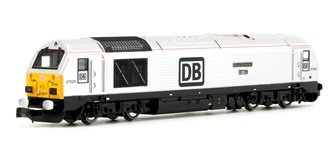 Class 67 029 'Royal Diamond' DB Diesel Locomotive DCC Fitted