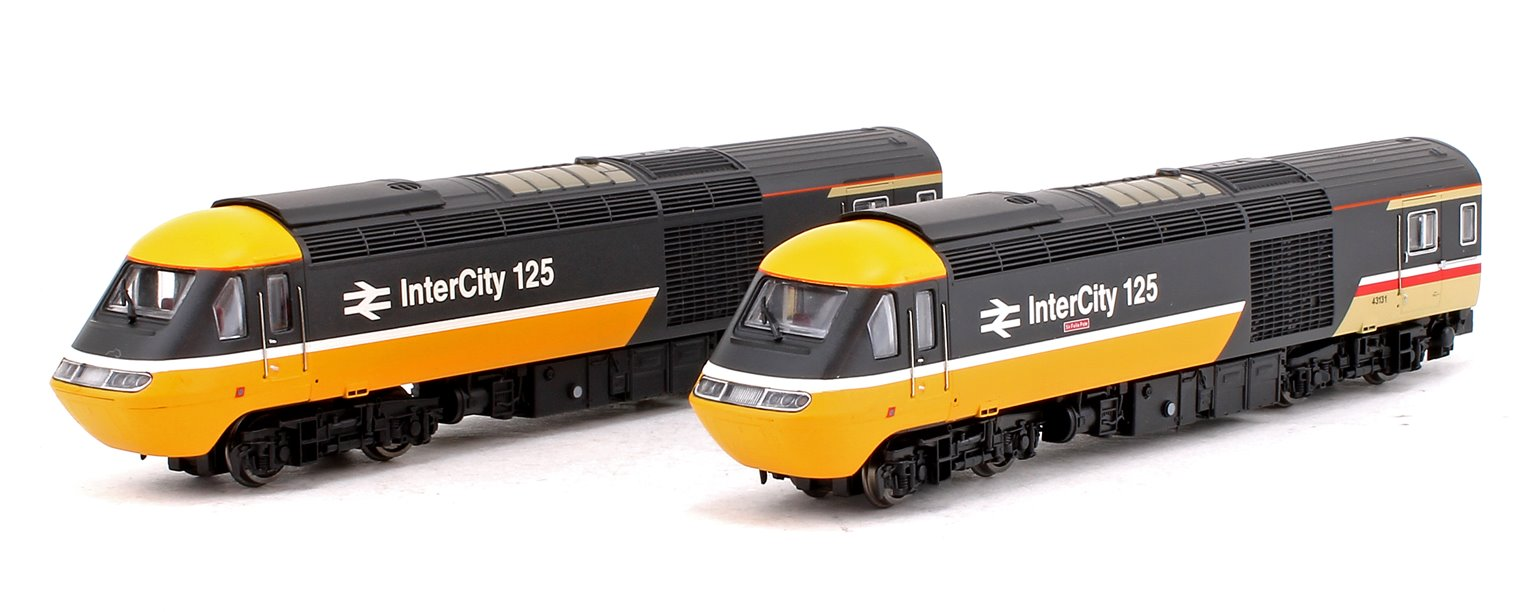Class 43 HST InterCity Executive Twin Pack (W43131 & W43128)
