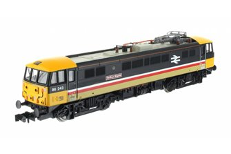 Class 86 243 The Boys Brigade Intercity Exec (DCC-Fitted)