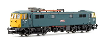 Class 86 216 Meteor BR Blue FYP Electric Locomotive