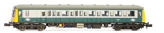 Class 122 M55004 BR Blue/Grey
