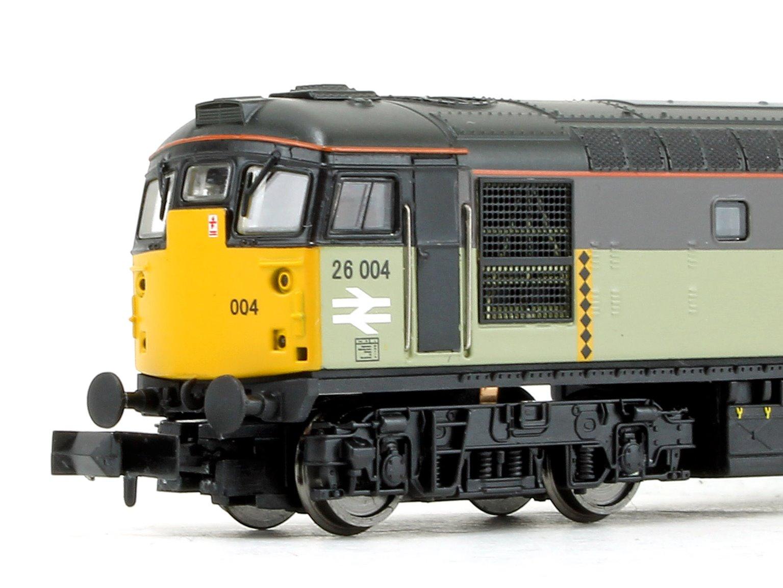 Class 26 004 BR Coal Sector Diesel Locomotive