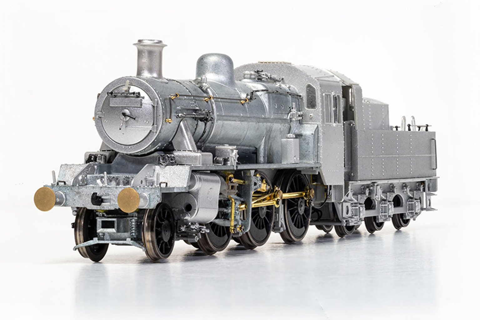 Standard 2MT BR Green (Late) 2-6-0 Steam Locomotive No.78000