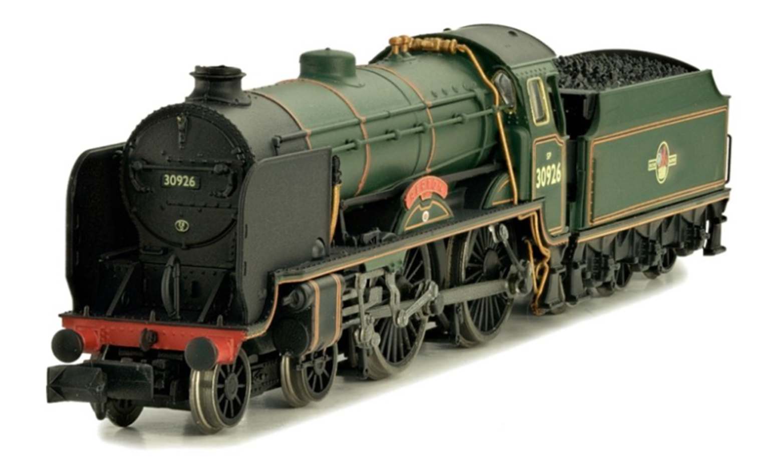 'Brighton' BR Green L/Crest Lined Schools Class 4-4-0 Steam Locomotive No.30915 DCC FITTED
