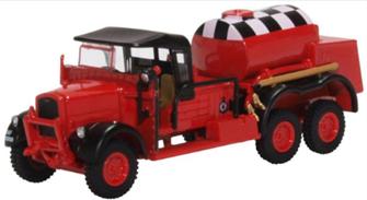 Ford WOT1 Crash Tender RAF Catterick (Red)