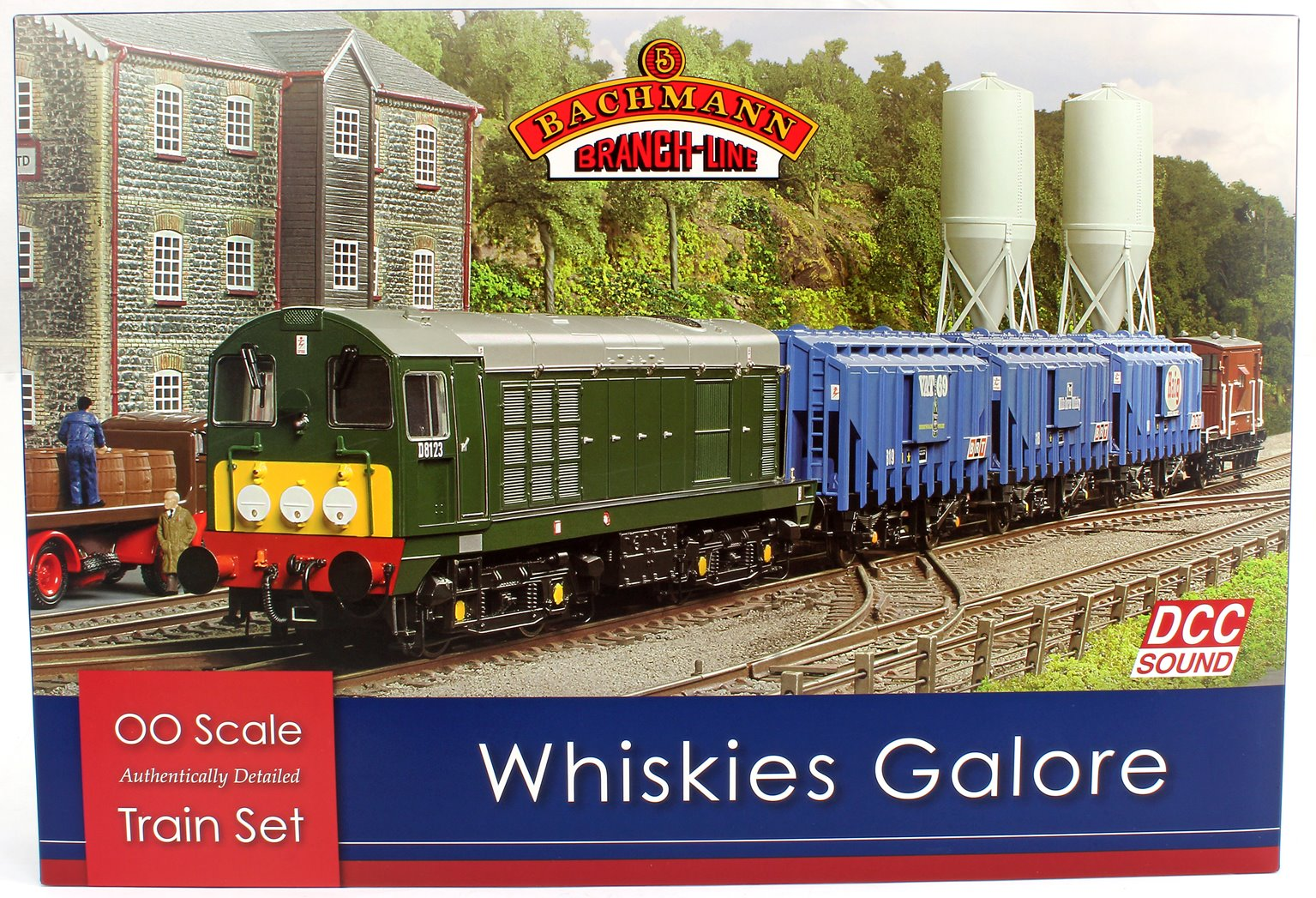 Whiskies Galore DCC Digital Sound Train Set