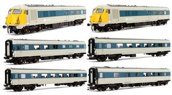 Western Pullman Six Car Digital Sound Unit British Rail Blue/Grey (Dynamis and Track removed)