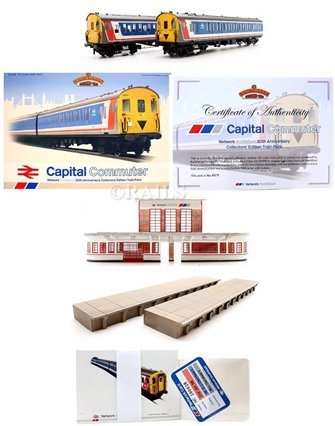 Capital Commuter Train Set