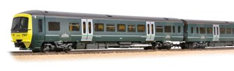 Class 166 Networker 3 Car DMU #166206 GWR New Livery *UK - POST FREE*